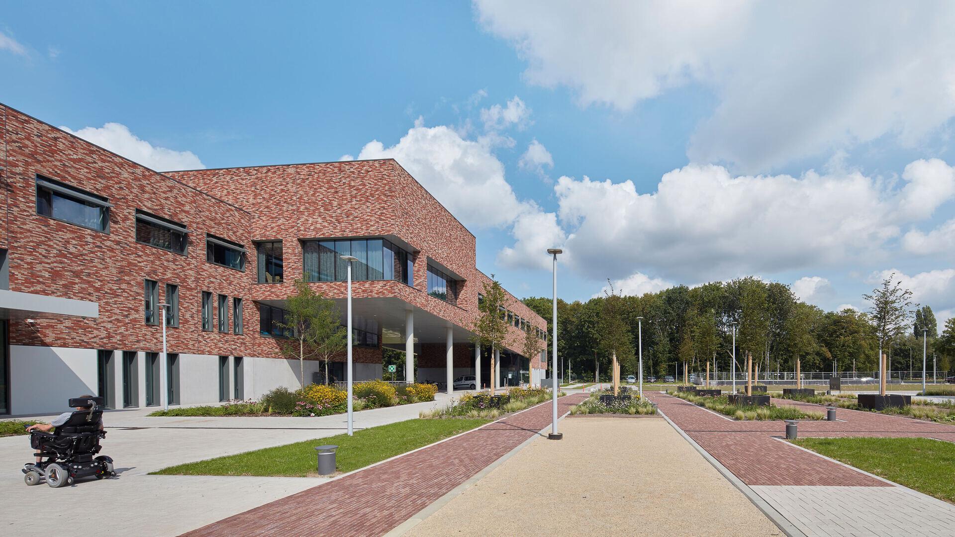 Hof ter Schelde, reference project, referentie, spouwmuur, cavity wall insulation
