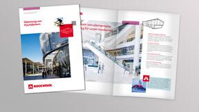 brochure, thumbnail, broschüre dämmung von flachdächern, austria