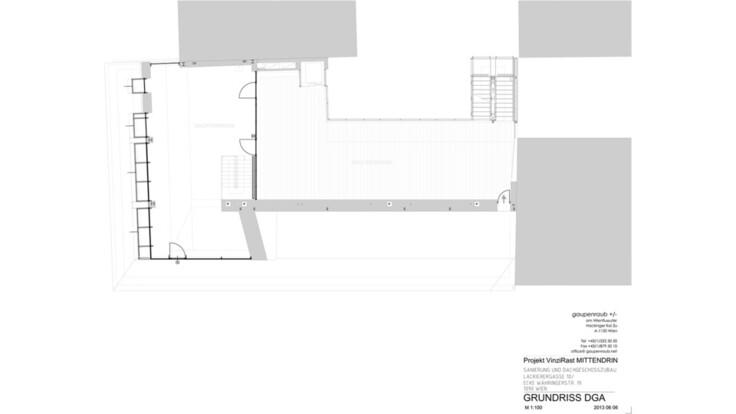 reference, vinzirast mittendrin, construction plan, wien, austria