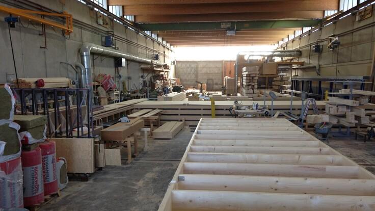 reference, egger stammhaus, wooden frame construction, sankt johann, tirol, austria
