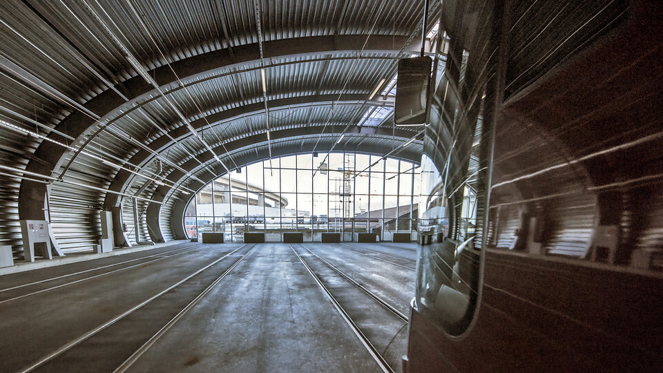 reference, remise ii, interior view, innsbruck, austria
