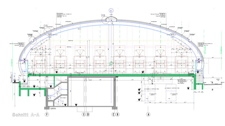 reference, remise ii, construction plan, innsbruck, austria
