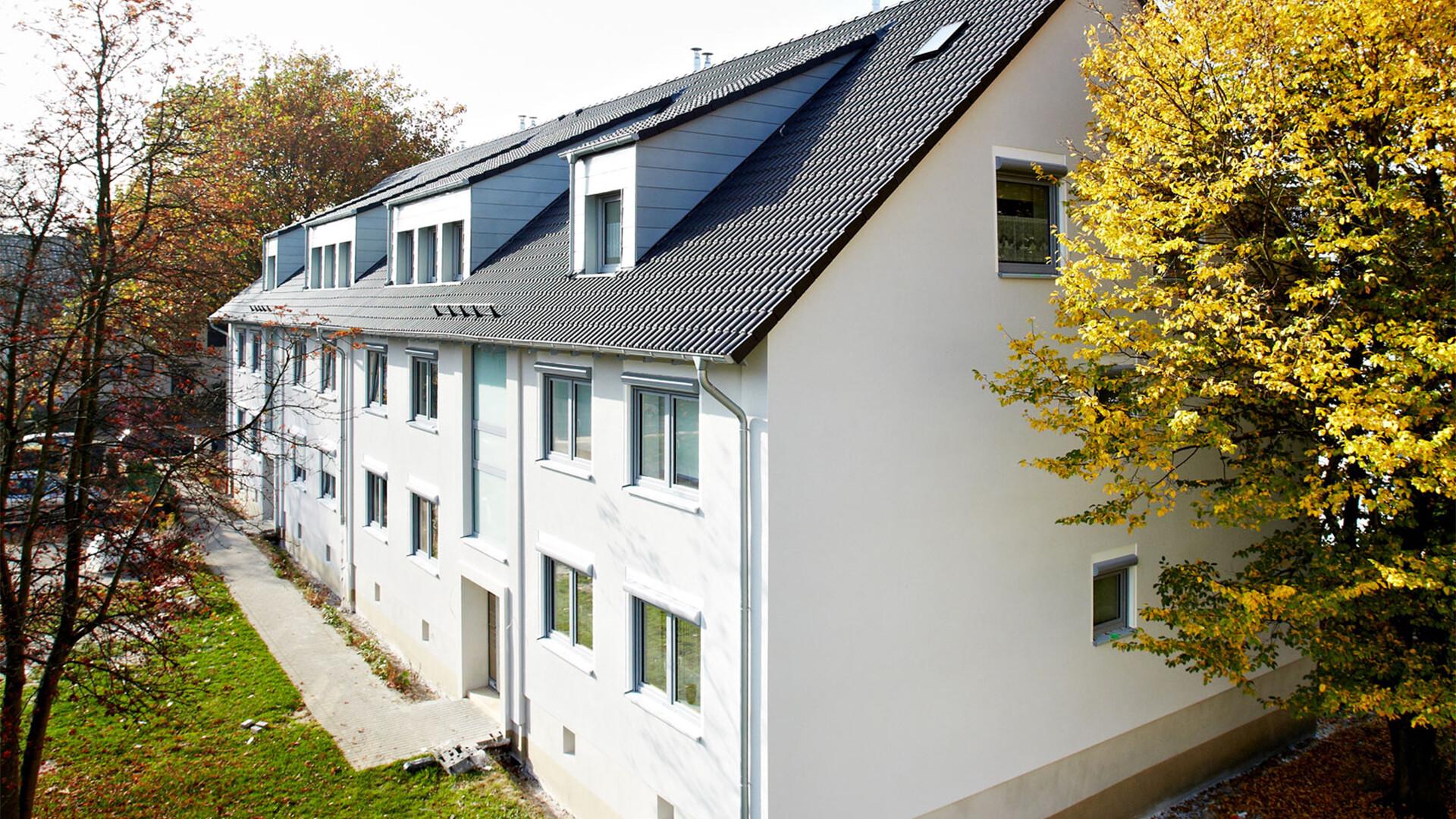 Top Lösungen für Ihre Fassadendämmung finden AM72