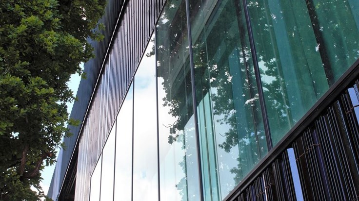 reference, house of music innsbruck, haus der musik innsbruck, external wall, facade cladding, window, austria