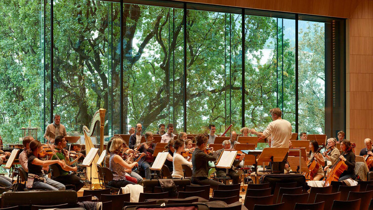 reference, house of music innsbruck, haus der musik innsbruck, orchestra, concert hall, austria