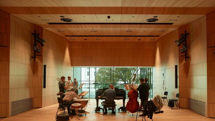 reference, house of music innsbruck, haus der musik innsbruck, music school, conservatoire, austria