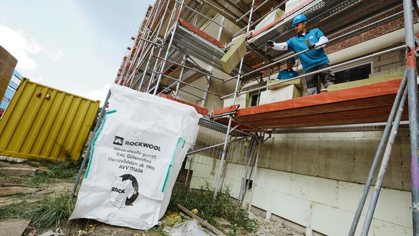 rockcycle, recycling, take-back service, redevelopment, renovation leipzig, rücknahmeservice, sanierung leipzig, germany, press, presse