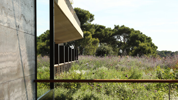 reference project Grand Park Hotel Rovinj, Croatia, roof, facade, ETICS, green, nature