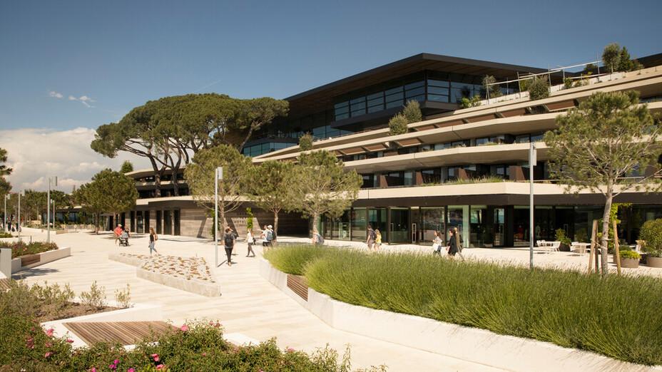 reference project Grand Park Hotel Rovinj, Croatia, roof, facade, ETICS