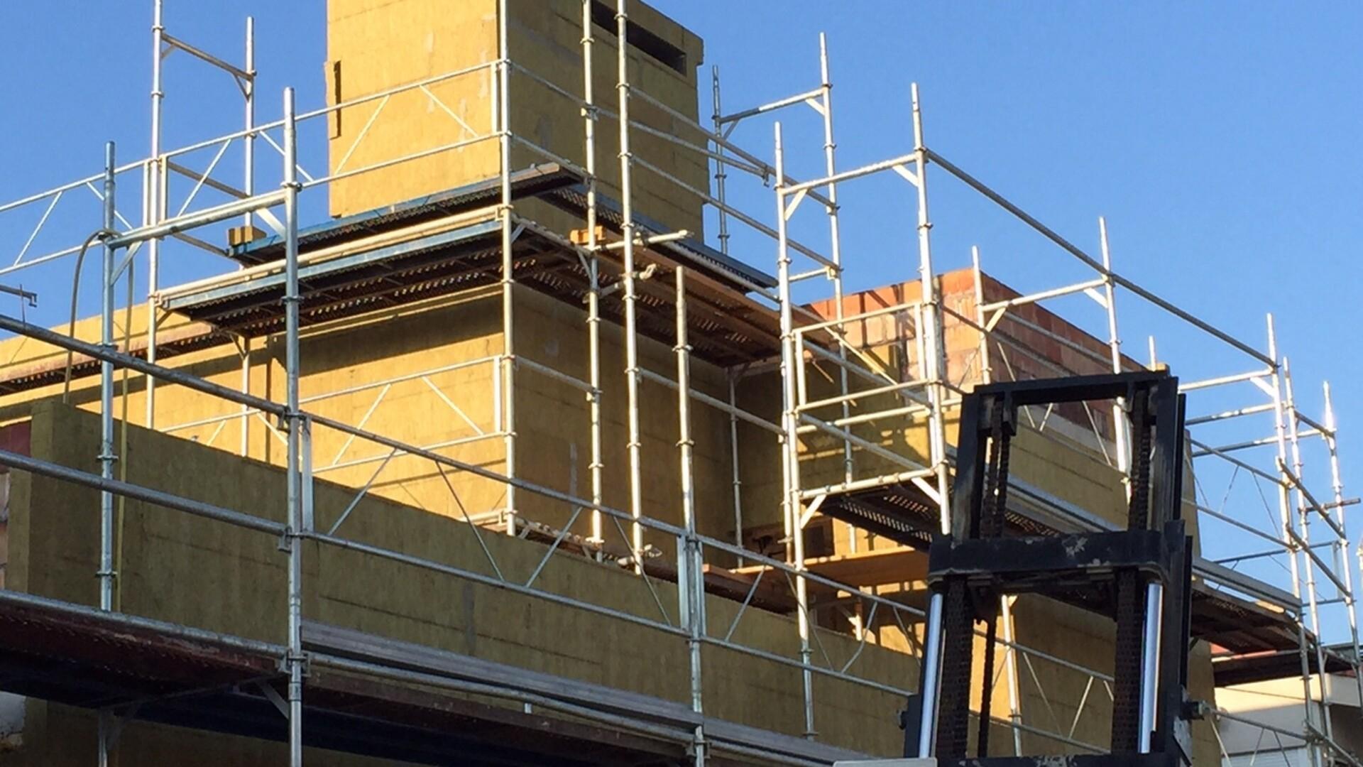 single family house, Passivhaus, EECN, REDArt, ETICS, nearly zero energy building