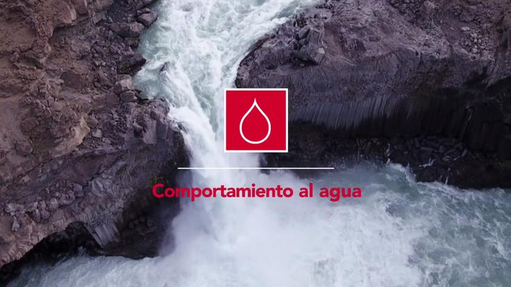 7 strengths_7 fortalezas, Comportamiento al agua