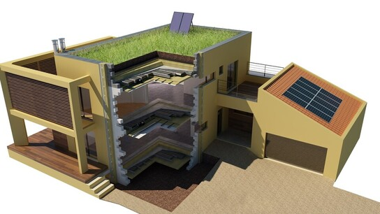 French Project Reference Villa Concept