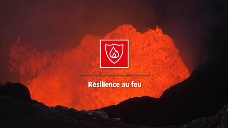 Les 7 forces de la roche - Résilience au feu