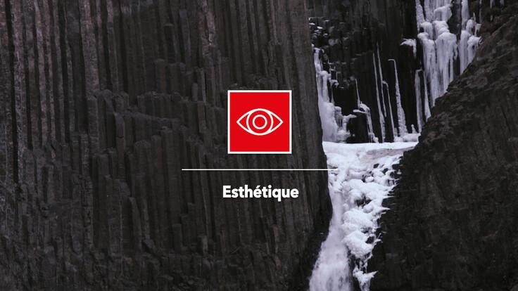 Les 7 forces de la roche - Esthétique