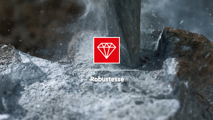 Les 7 forces de la roche - Robustesse