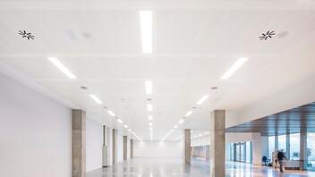 Campus Administratiu Universitari-partition walls, Alpharock (photographer: Antonio Navarro)