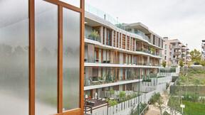 Espai Natura II, Haus, ETICS, walls, thermal bridges. REDArt. SATE