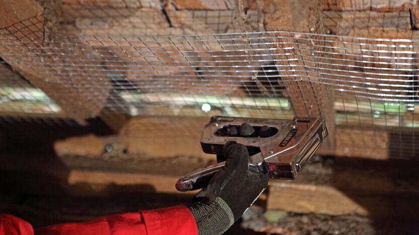 Installation, grille, soufflage, Jetrock 2, Rockair 2, attics, grid, DTU