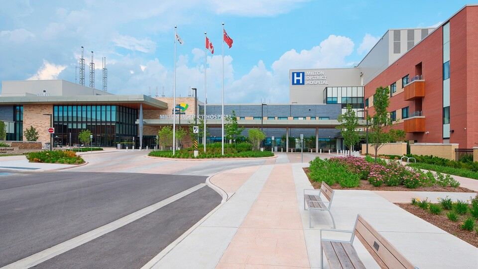 Milton Hospital District case study
