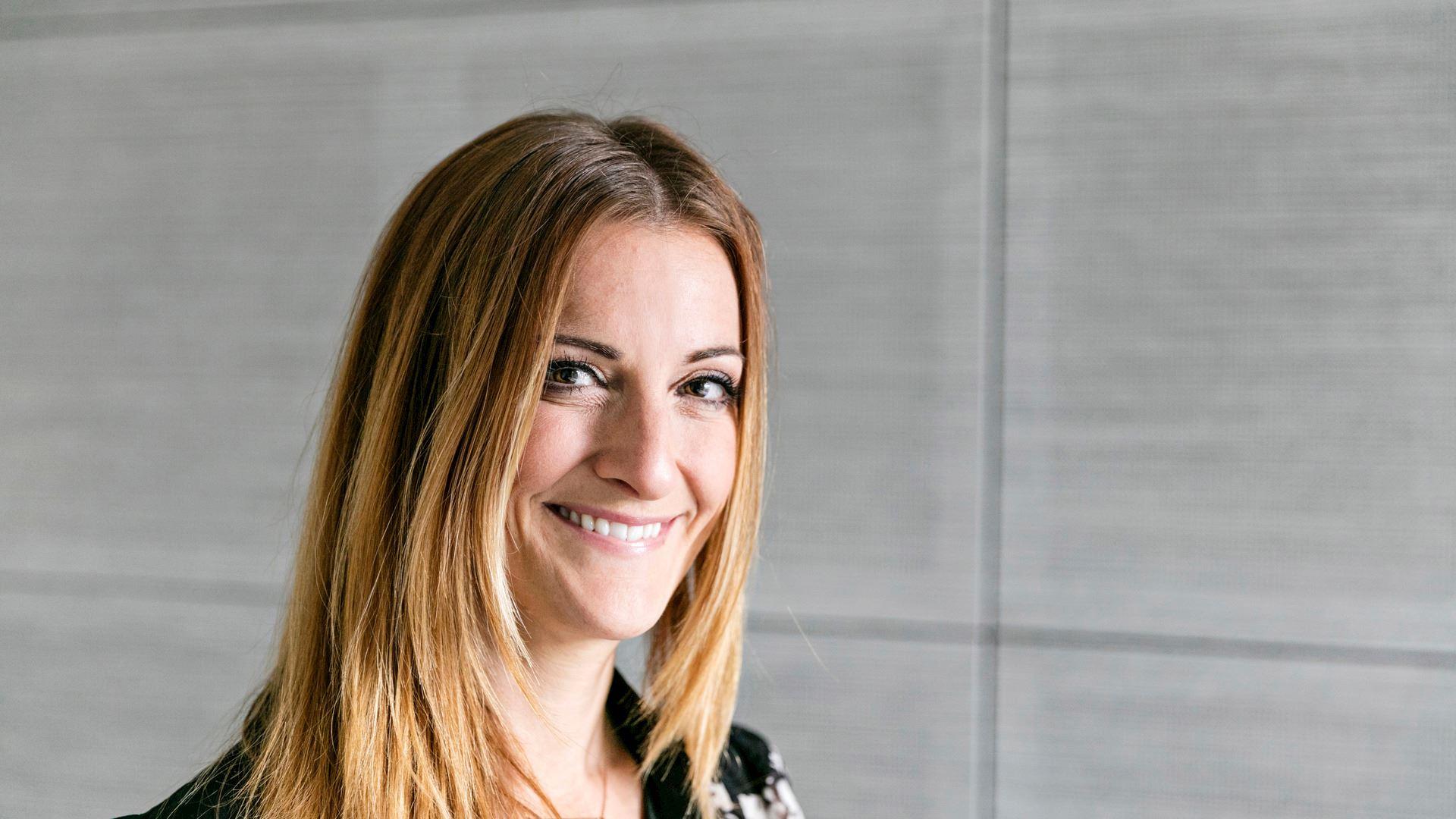 Employee Sweden,  Maria Viking