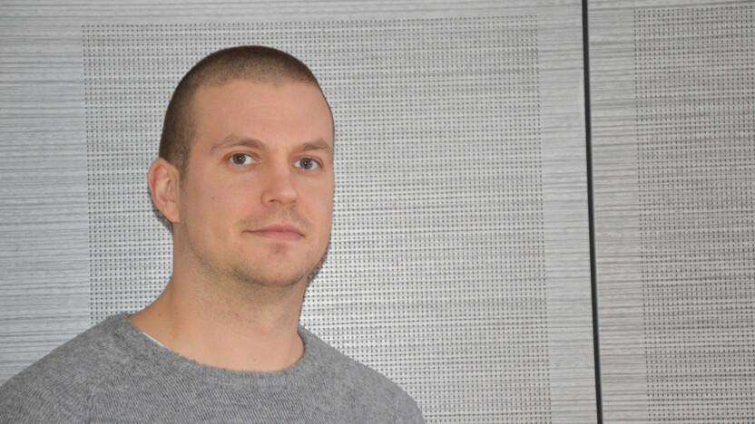 Employee Sweden,  Joakim Danielsen