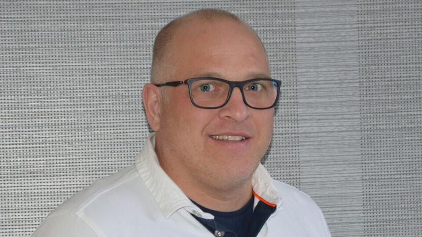 Employee Sweden,  Markus Rohdén
