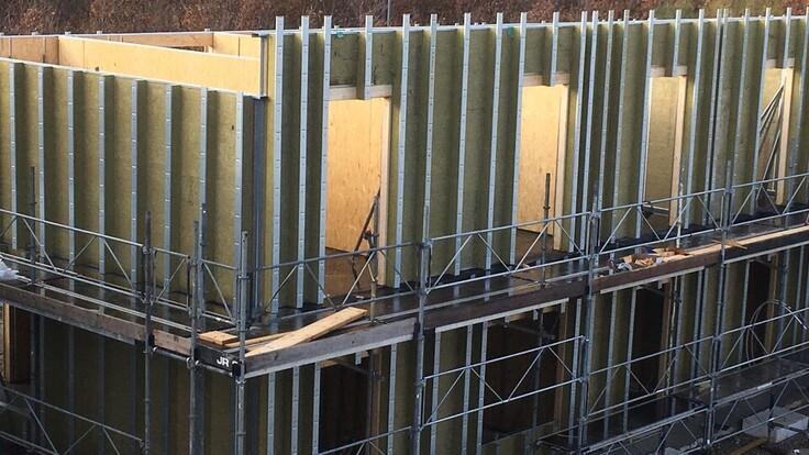 Rockzero building site - Trekroner