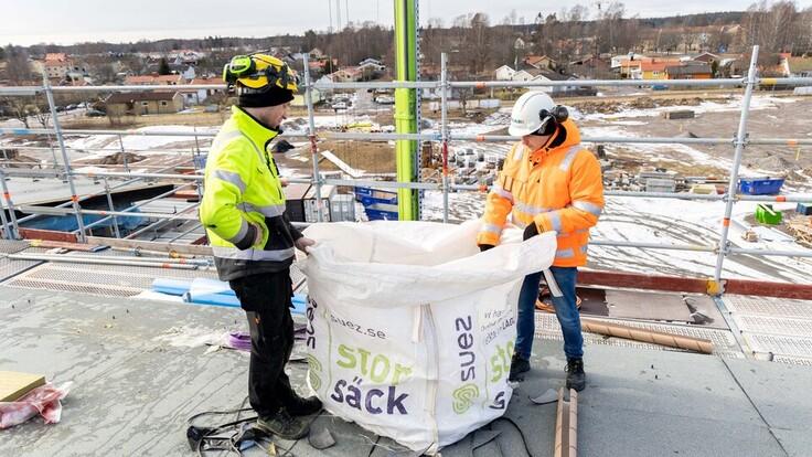 Rockcycle referens case Peab Sweden, Nya färjestadsskolan  School