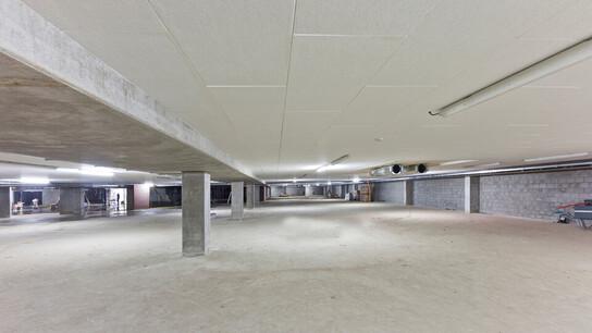 Diemerplein Parking, 2011, Facett, Cosmos, B_edge, ROCKFON