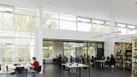 DK Islands Brygge Skole School, Sonar D-edge 600x600, Sonar Activity B-edge 1200x600, education 2009