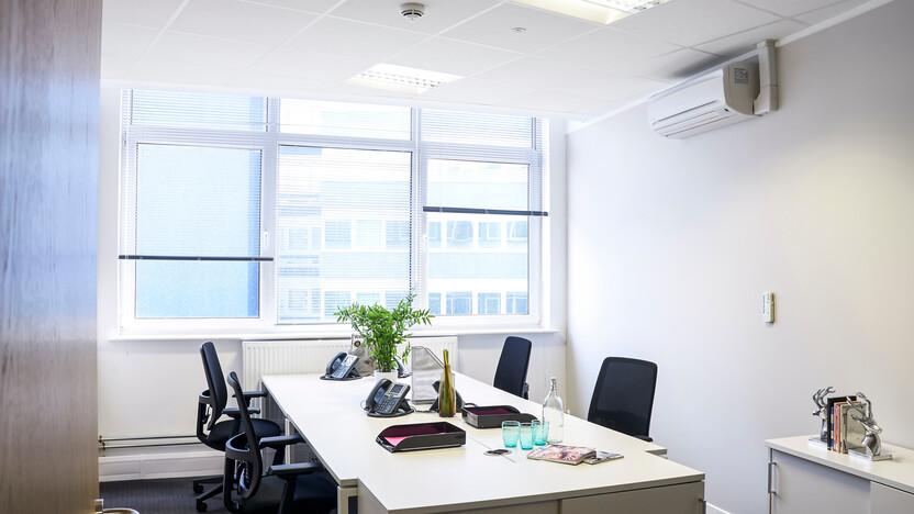 Regus Offices, UK,Leicester,1500m²,Regus,Elmsmere Ceilings,Helios Photography,ROCKFON Artic,white