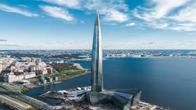 Russia, object, business center, business, Lakhta Center, Saint Petersburg, office