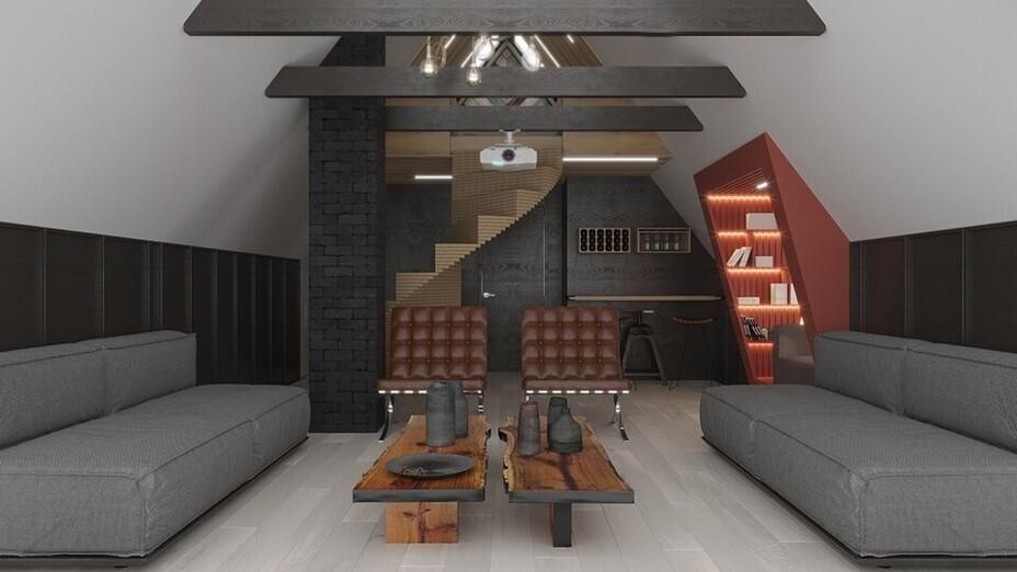 "news article, TV program about apartment renovation ""Dachnyi Otvet"""