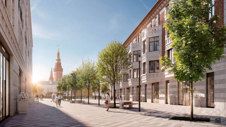 news article, Moscow, apartments, object, building, city