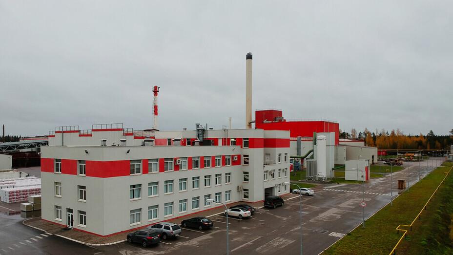 Vyborg, factory