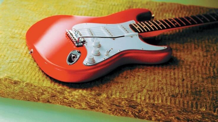 facade balkon batts, guitar