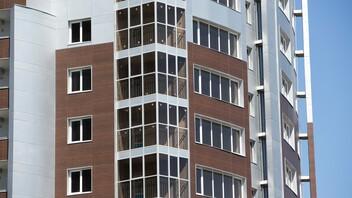 Façade, Fasad batts balkon, Balcony, Building