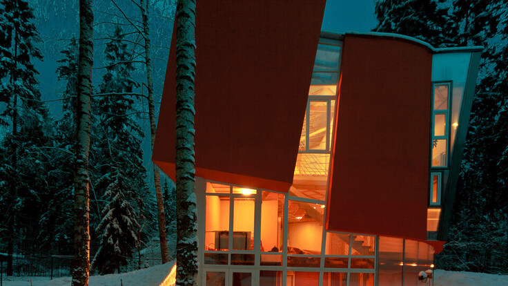 Green Balance, energy efficiency, private house, Moscow