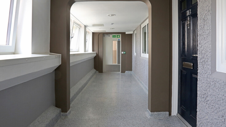 Wilmcote House project completed