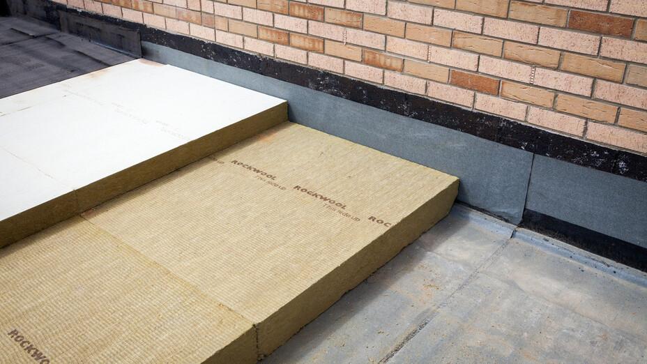 Flat Roof Refurbishment Application - Stopsley High School