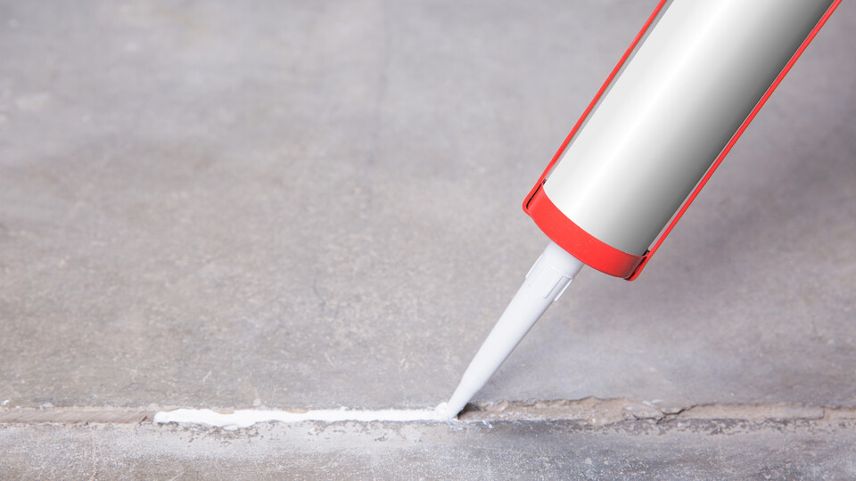 Stock Photography - Sealant