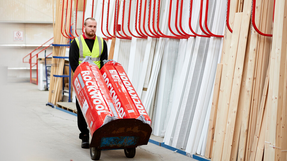 UK Merchant Support - Trade Insulation Range