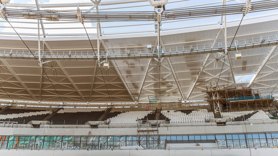 Queen Elizabeth Stadium
