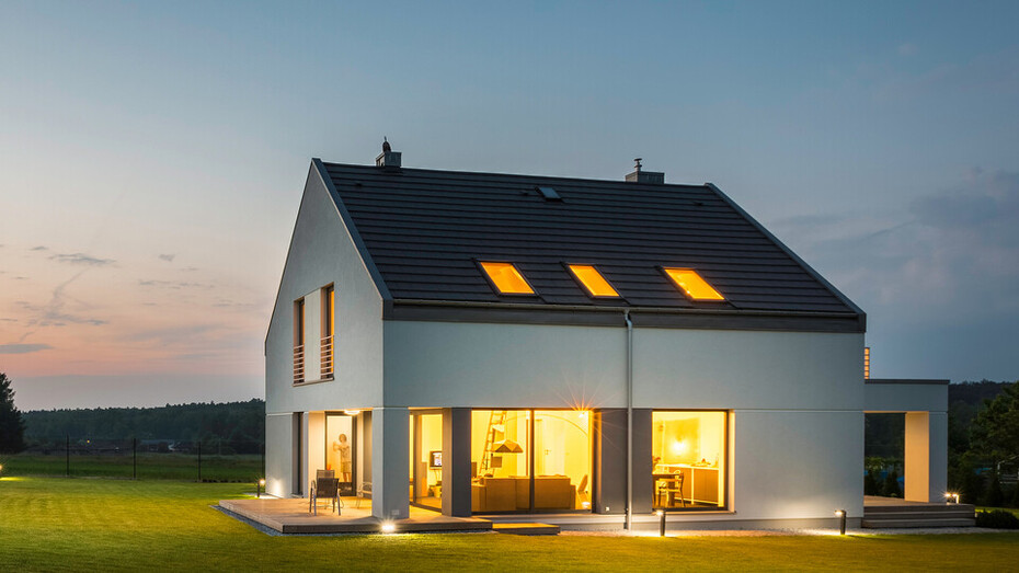 Self build home project