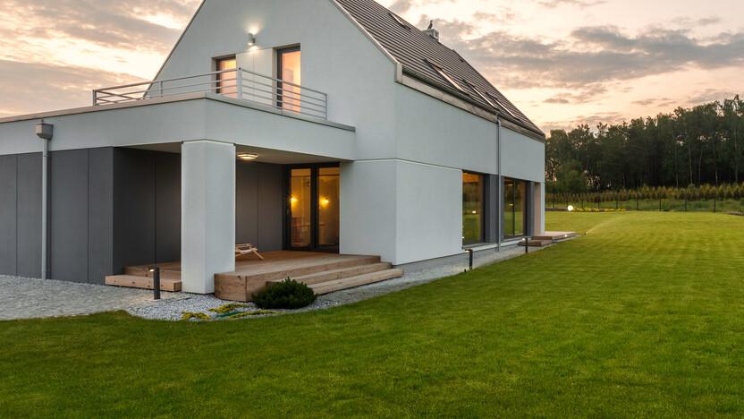 Self-builder image for renovation campaign, Grand Designs, Home