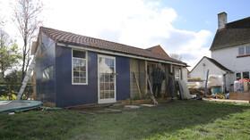 Rosebury Road Garage Renovation