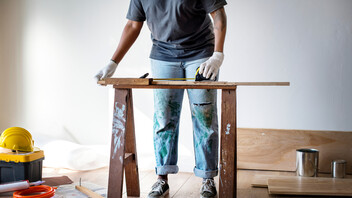 People, Humans, Worker, Renovation