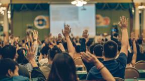 Audience, Questions, Speech, Talk, Course