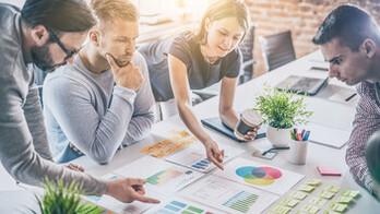 Office, People, Planning, Strategy, Idea