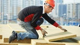 Worker, Insulation, Construction